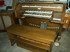 Organ Bench Used Church Organs Ebay