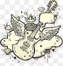 guitar sketch png vectors psd and icons for free download pngtree