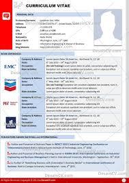 Latex Resume Sample by Resume Cv Template Latex