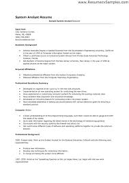 Resume Sample For Programmer by Programmer Analyst Job Description Network Programmer Analyst Job