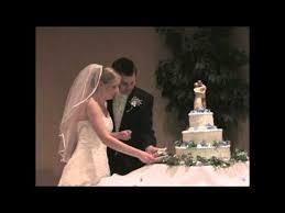 wedding cake cutting our wedding cake cutting