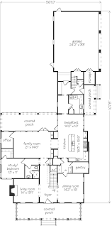 southern living floor plans colonial lake cottage looney ricks architects inc