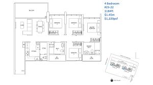 The Parc Condo Floor Plan Parc Riviera Condo