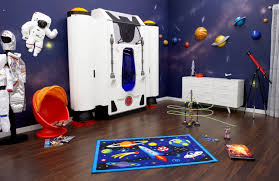 sleep in a spaceship amazing fantasy murphy beds for kids