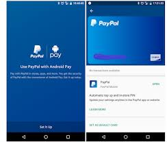 android pay stores paypal android pay integration live ubergizmo