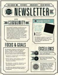 newsletter template 4 pages newsletter template 4 pages
