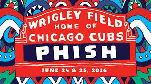 phish fan u0027s guide to chicago wrigley 2016 tomorrow u0027s verse