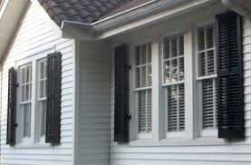 decorative exterior shutters