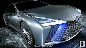 lexus concept sports car all new lexus ls concept u2013 everything you ever wanted to see