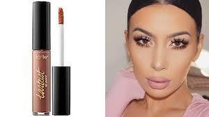 new tarte tarteist creamy matte lip paint liquid lipstick