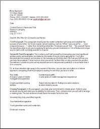 Examples Of Good Cover Letters by Examples Of Resumes And Cover Letters Resume Examples And