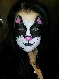 White Cat Halloween Costume 25 Cat Face Makeup Ideas Cat Makeup Cat