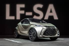 car lexus 2015 lexus lf sa concept tiny smart like luxury car at geneva show