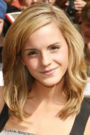 a side part with long hair and a swoop and a cross 23 emma watson hairstyles emma watson hair pictures pretty designs