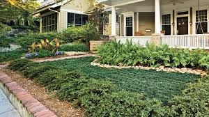 Maintenance Free Garden Ideas Easy No Mow Lawns Southern Living