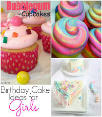 fun birthday cake ideas for kids