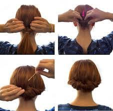 juda hairstyle steps bun hairstyles for your wedding day with detailed steps and