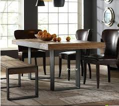 solid wood dining room sets wood and wrought iron dining tables mitventures co