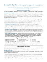 Resume For Mechanical Engineer Resume Of Spence Stockbridge Mechanical Engineering Professional