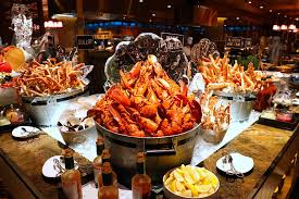 All You Can Eat Lobster Buffet by Hooked Edge Seafood Buffet Pan Pacific Hotel Singapore Camemberu