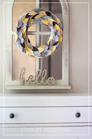 77 best diy wreaths images on pinterest wreath ideas diy wreath