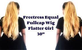 freetress equal flatter 30
