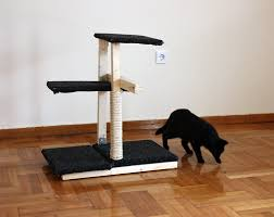 Instructables Cat Tree by Homemade Cat Posts Trees And Houses