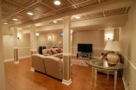 basement drop ceiling ideas replace drop ceiling kitchen lighting
