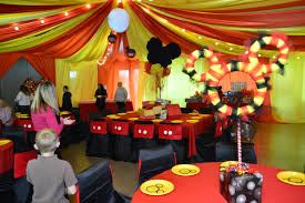 mickey mouse chair covers interior design simple mickey mouse themed birthday party
