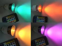 color changing led light with led lighting contemporary design