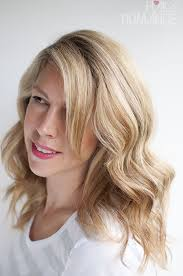 short loose wave hairstyle how to curl your hair to create soft loose waves using h2d