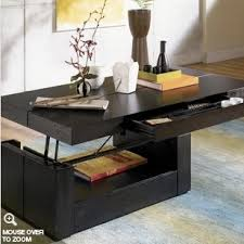 Pop Up Coffee Table Coffee Not Included