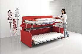 canapé lit superposé canapé transformable en lits superposés la déco décodée