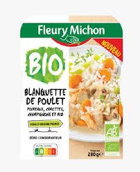 plat cuisiné fleury michon fleury michon innove avec sa 1ère gamme de plats cuisinés bio au
