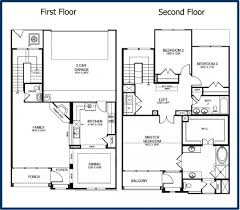 traditional two story house plans stylish 2nd floor traditional and house plans on two