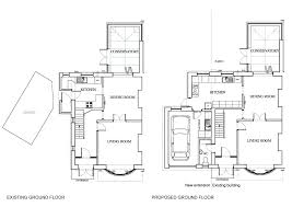 looking to design a house extension in kent