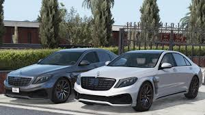 mercedes s class w222 2014 mercedes s class w222 wald black bison add on replace