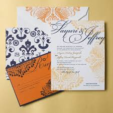 contemporary indian wedding invitations modern indian wedding invitations badbrya