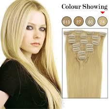 Light Golden Blonde Hair Color 20 Inch 7pcs Golden Blonde 24 Remy Clip In Hair Extension U2026 Flickr