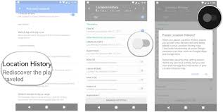 Google Maps Traffic Time Of Day How To View Your Location History In Google Maps Android Central
