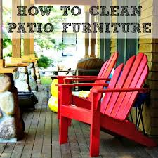 Washing Patio Cushions How To Clean Patio Furniture Popular Patio Cushions On Patio Cover
