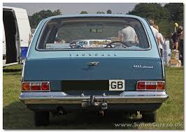 opel car 1965 simon cars vauxhall victor fc