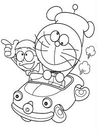 doraemon colouring pages to colour activity freefree coloring