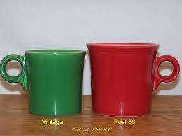 mug vs cup fiesta mugs cups and saucers
