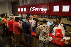 j c penney reports strong holiday season sales fortune