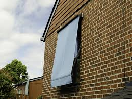 Houston Awnings Retractable Window Awnings American Sunscreens By Signature