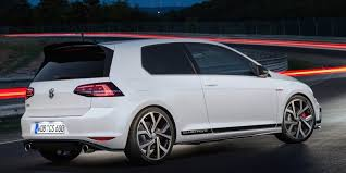 gti volkswagen 2016 volkswagen will make a 305 hp golf gti clubsport s
