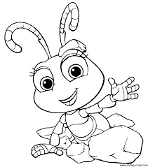 bug coloring pictures coloring