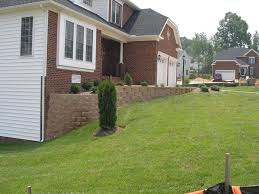 residential retaining wall pictures