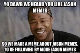 Meme Jason - jason meme kappit